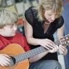 teach guitar